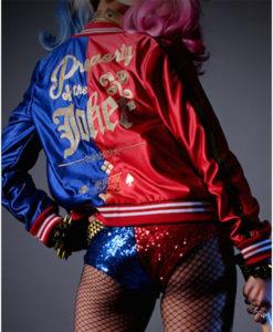 Harley Suicide Quinn Jacket