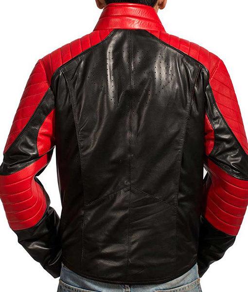 Smallville TV Series Superman Leather Jacket