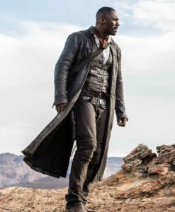 The Dark Tower Idris Elba Coat