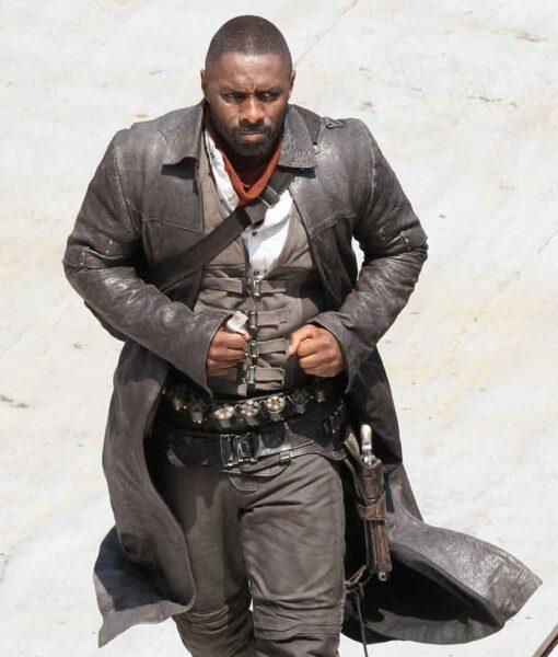 The Dark Tower Idris Elba Coat