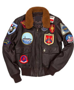 Top Gun Pete Maverick Jacket