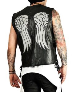 The Walking Dead Daryl Dixon Angel Wings Vest