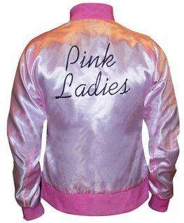 Pink Ladies Grease Jacket