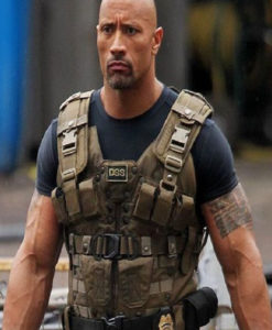 Fast And Furious 7 Hobbs Vest