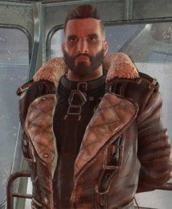 Fallout 4 Elder Maxson's Battlecoat