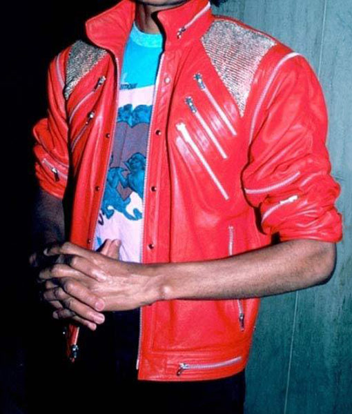 Beat It Jacket