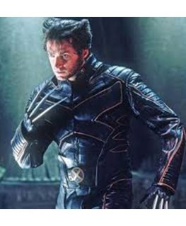 X-Men: Days of the Future Past Wolverine Jacket
