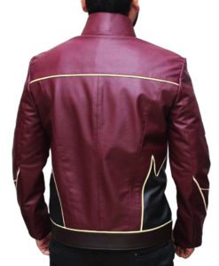 Flash The Real Jay Garrick Jacket
