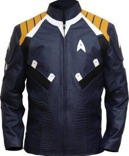 Star Trek Captain Kirk Blue Jacket