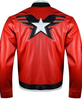 Rock Howard King of Fighters XIV Jacket