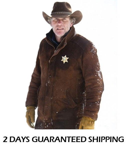 Longmire Sheriff Walt Coat