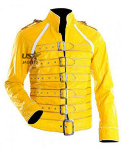 Freddie Mercury Queen Rock Band Jacket