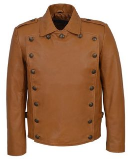 Cliff Secord The Rocketeer Leather Jacket