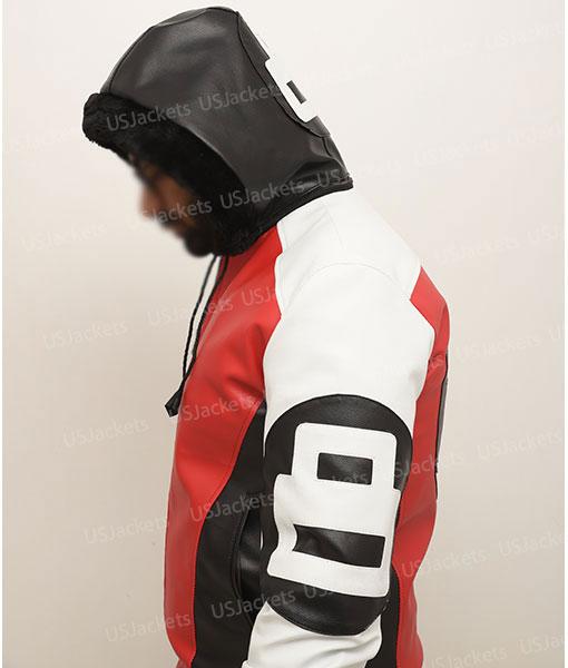 8 Ball Bomber Jacket