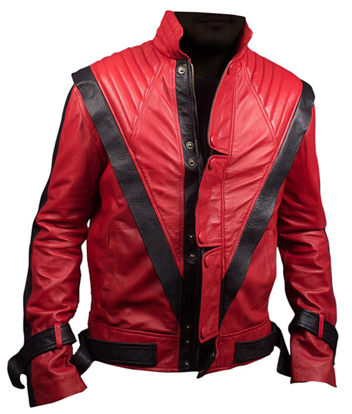 Michael Jackson Thriller Leather Jacket