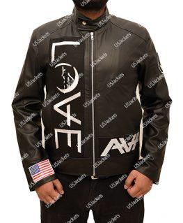 Angels And Airways Love Jacket