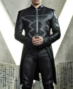 Anson Mount Black Bolt Coat