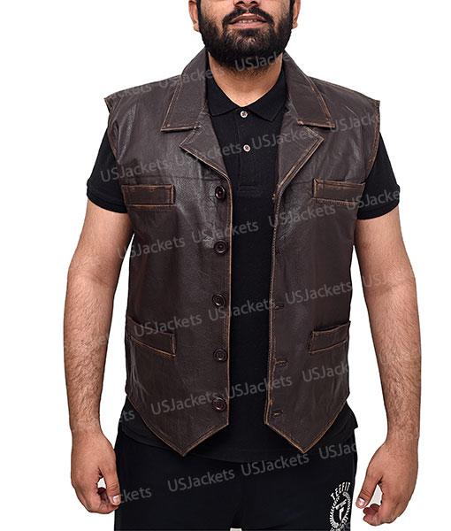 Hell on Wheels Cullen Bohannon Vest