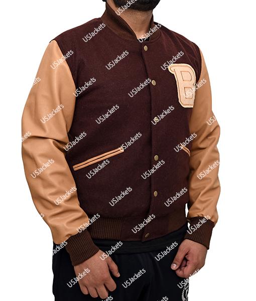 Hotline Miami Varsity Jacket