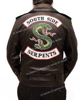 Jughead Jones Riverdale Leather Jacket