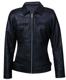 One for The Road Conifer Leather Jacket