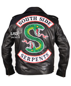 Jughead Jones Riverdale Southside Serpents Leather Jacket