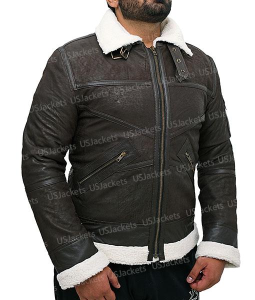 Power Kanan Shearling Jacket