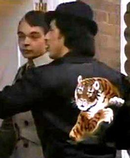 Rocky Tiger Leather Jacket