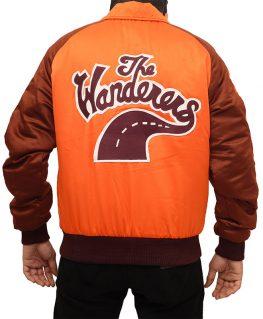 The Wanderers Ken Wahl Varsity Satin Jacket