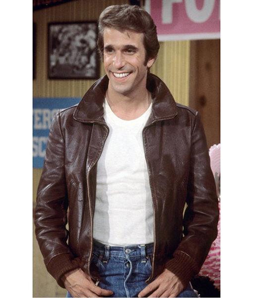 Happy Days Fonzie Leather Jacket