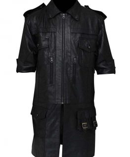 FF XV Noctis Lucis Caelum Leather Jacket