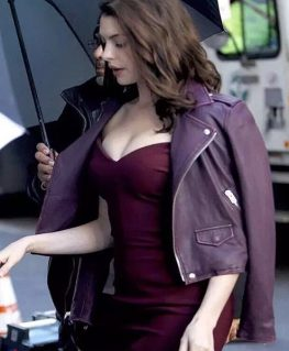 Ocean's Eight Anne Hathaway Leather Jacket