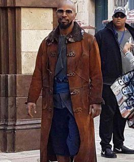 Robin Hood Jamie Foxx Jacket