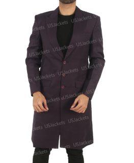 The Dark Knight Joker Coat
