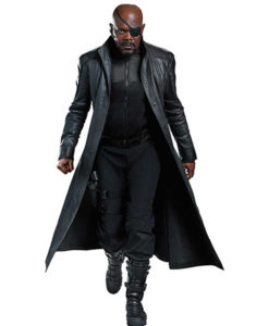 Nick Fury Coat