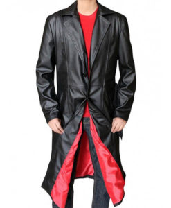 Blade Trench Coat