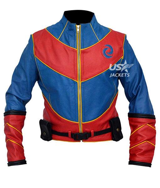 Captain Man Henry Danger Leather Jacket