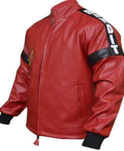Burt Reynolds Smokey and The Bandit Out Faux Leather Jacket