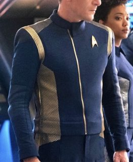 Star Trek Discovery Michael Burnham Jacket