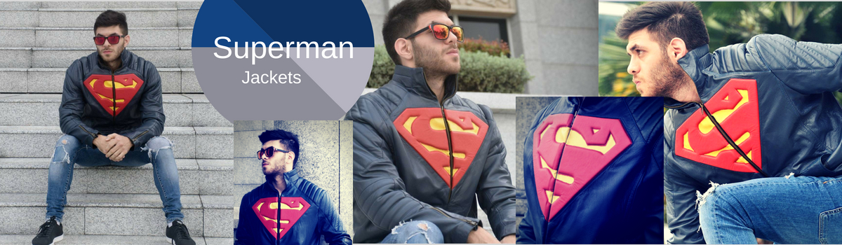 superman jackets