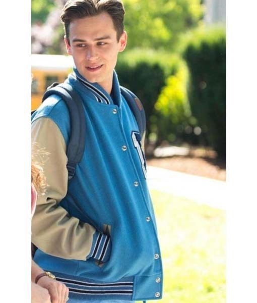13 Reasons Why Justin Foley Jacket