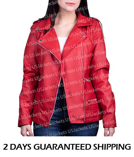 Riverdale Southside Cheryl Blossom Jacket
