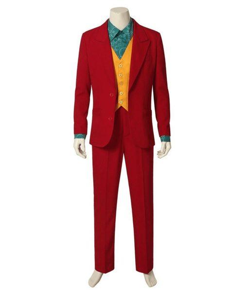 Joker Arthur Fleck Coat