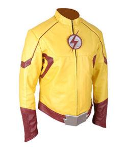 The Flash Season 3 Kid Flash Jacket