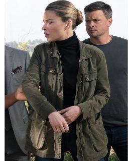 Lauren German Lucifer Chloe Decker Jacket