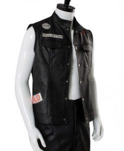 Video Game Days Gone Deacon St. John Leather Vest