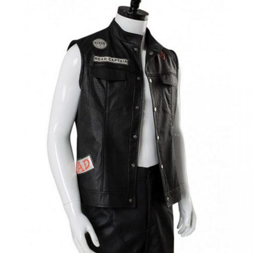 Video Game Days Gone Deacon St. John Leather Vest