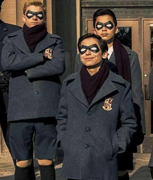 The Umbrella Academy Uniform Jacket