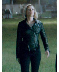 Avengers Endgame Natasha Romanoff Jacket