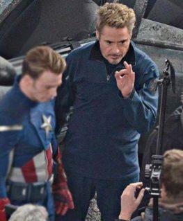 Avengers Endgame Tony Stark Jacket